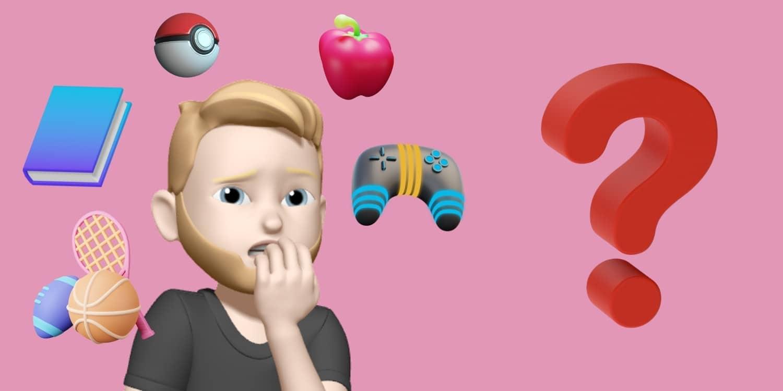 Blog-Thema finden