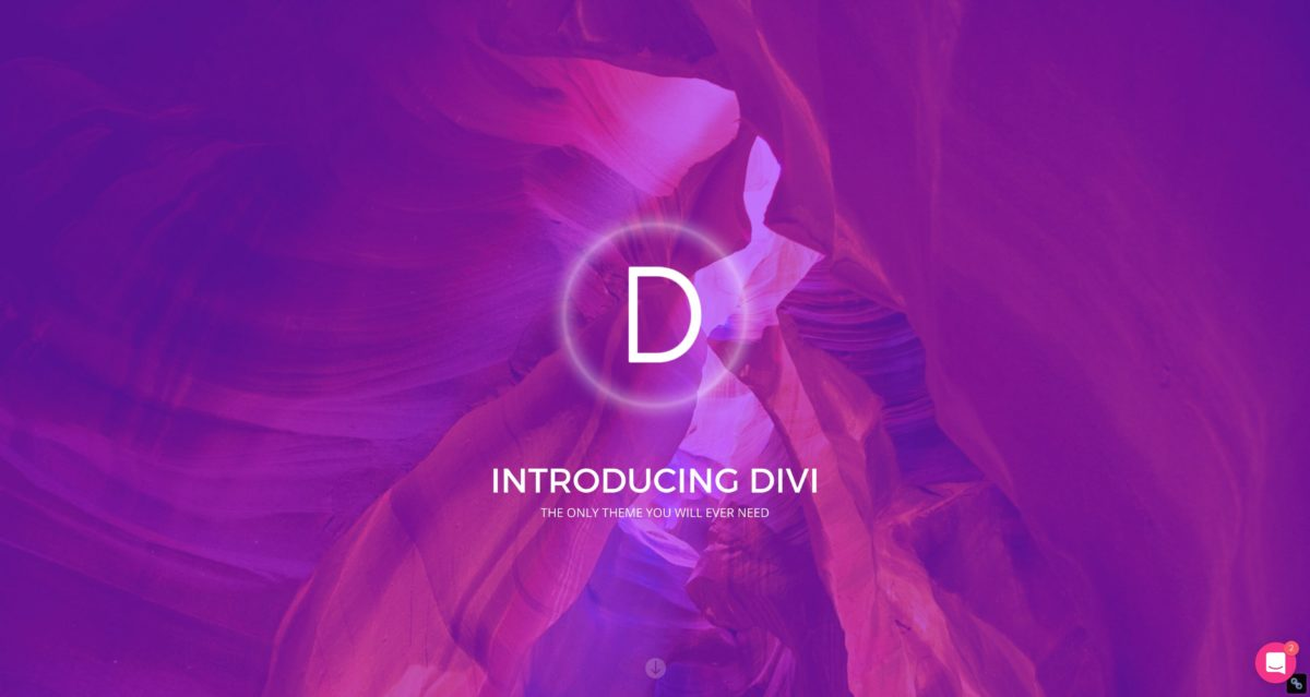 Divi WordPress Thème Multi-Purpose