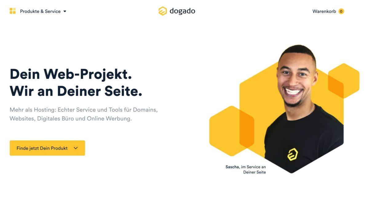 dogado Webhosting