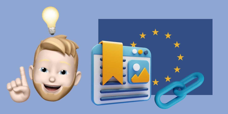 DSGVO-Linksammlung: 40+ nützliche Artikel, Tools und Vorlagen