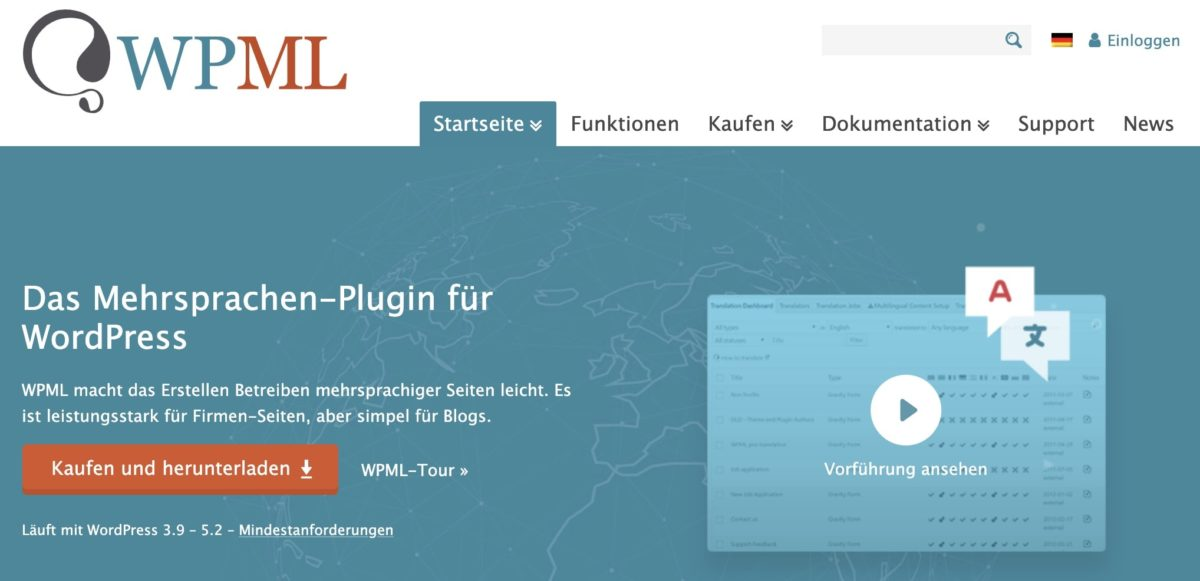 Configurer un blog multilingue avec le plugin WPML