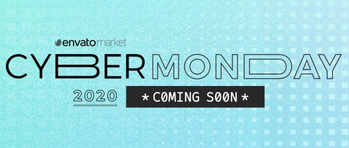 Envato Market Cybermonday 2020