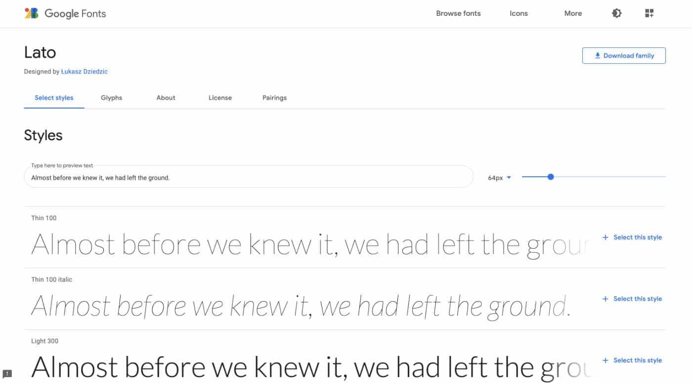 In deinem Child-Theme kannst du die Fonts global ersetzen