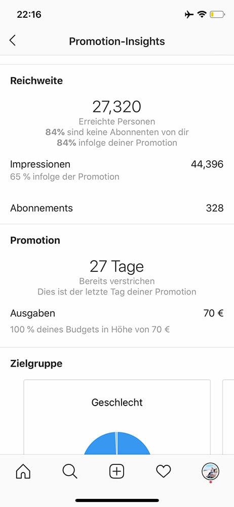 Instagram Instagram suiveur gain afficher résultats Instagram blog coût coût