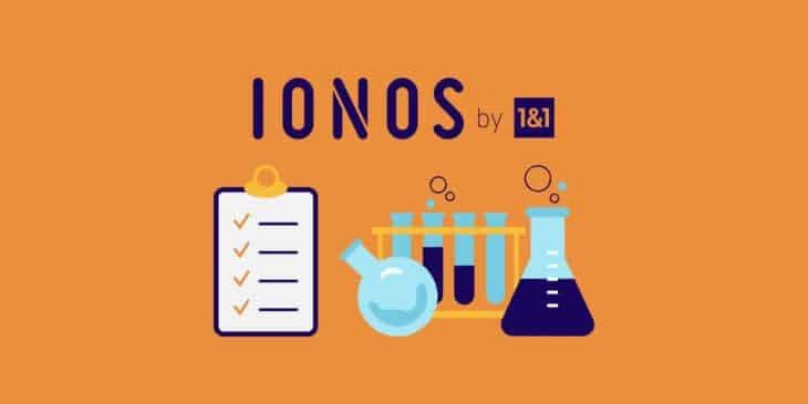IONOS by 1 & 1 MyWebsite Erfahrungen & Test