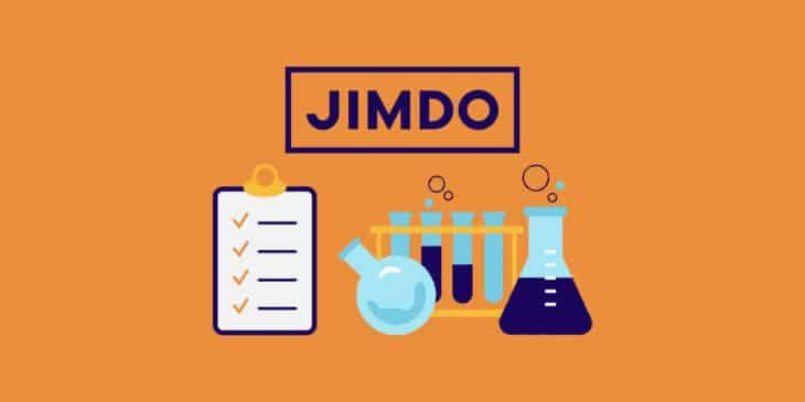 Jimdo Erfahrungen & Test