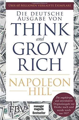 Think and Grow Rich von Napoleon Hill