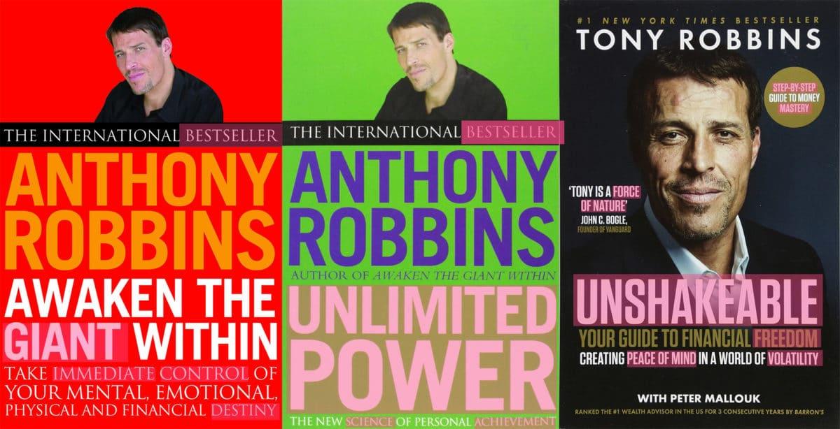 Power-Wörter bei Tony Robbins