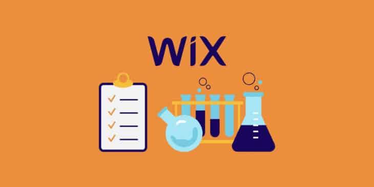 Wix Erfahrungen & Test