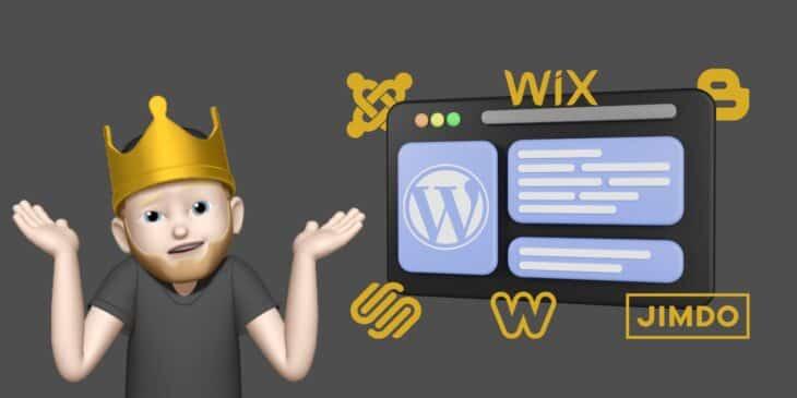 Die besten WordPress-Alternativen