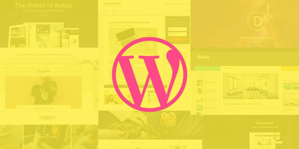 29 geniale WordPress-Themes für deinen Blog (+Tipps zur Theme-Suche!)