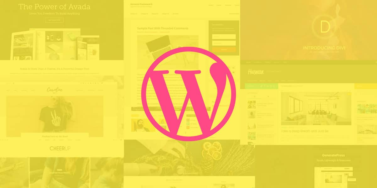 WordPress Blog-Themes
