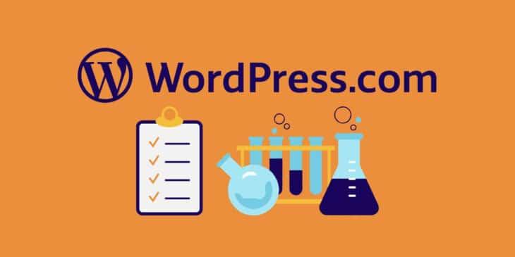 WordPress.com Erfahrungen & Test